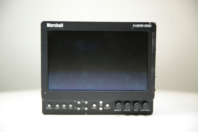 Marshall  V-LCD70P-3GSDI-CM 7-in LCD Field Monitor