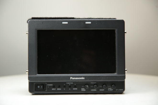 Panasonic BT-LH80W 16:9 HD/SD LCD Monitor