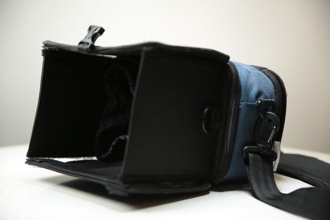 Petrol Petrol Monitor Bag and Sunshade