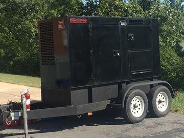 Rent: Generator 1-3 Phase 500Amp