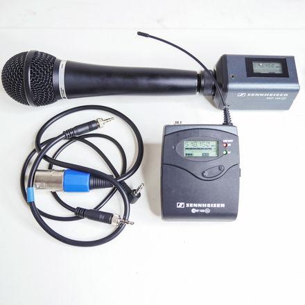 Sennheiser EW 100 ENG G2 Wireless Handheld Microphone Kit