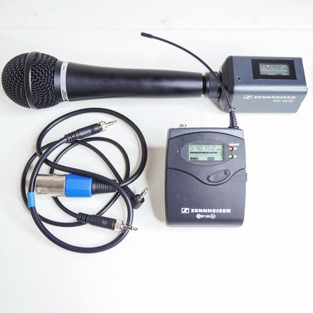 Sennheiser EW 100 ENG G2 Wireless Handheld Microphone Kit