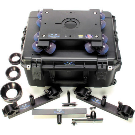 Dana Dolly Portable Dolly System Kit with Universal Track En