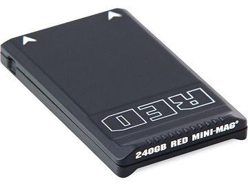 Red mini mag 240 GB
