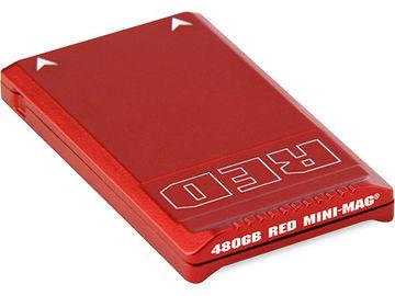 Red mini mag 480 GB