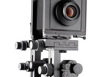 Sinar 4x5 view camera