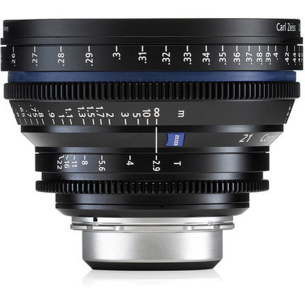 Zeiss Compact Prime CP.2 21mm T2.9 (PL)