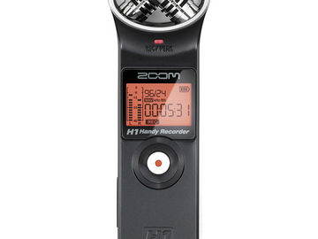 Zoom H1 Digital Recorder