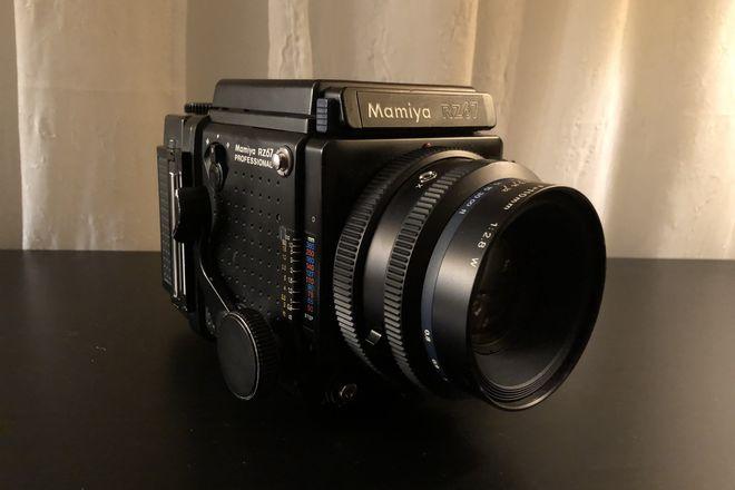 Rent a MAMIYA RZ67 Professional w/110mm 2 8 lens, Best