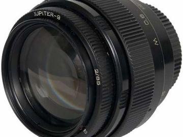Rent: Jupiter-9 85mm f/2.0 - Canon EF, Fujiflm XF, Sony E mount