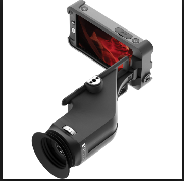 SmallHD 502 HD 5-in On-Camera Monitor with sidefinder
