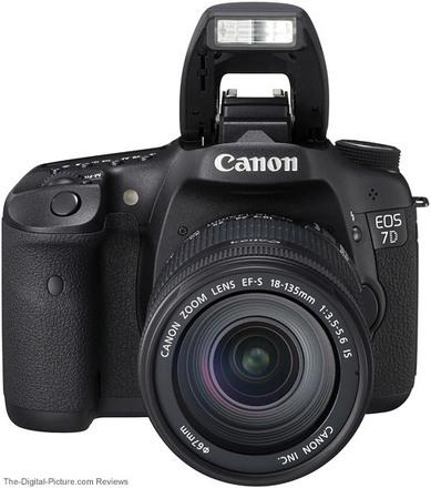 Canon 7D Package #1 w/ 24-105 4.0 L IS + 18-135 + Tripod