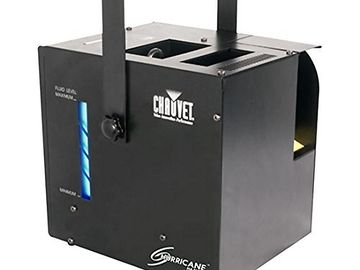 Rent: CHAUVET DJ Hurricane Haze 2 Water-Based Haze Machine