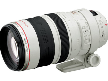 Rent: Canon EF 100-400mm f/4.5-5.6L IS USM Telephoto Zoom Lens for