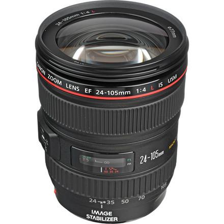 Canon EF 24-105mm f/4L IS USM Lens