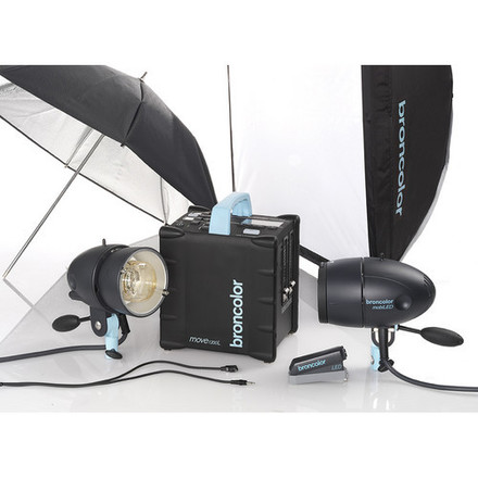 Ultimate Broncolor Flash Photo Kit  - Portable and Powerful