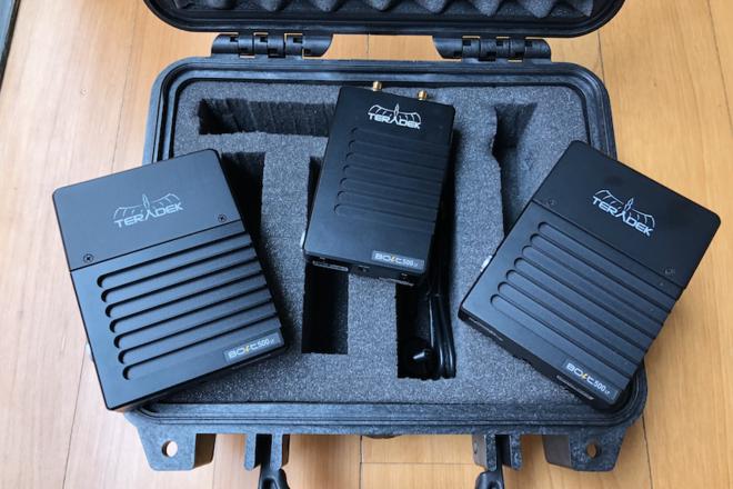 Teradek Bolt 500 LT HDMI Wireless TX & (2) RX