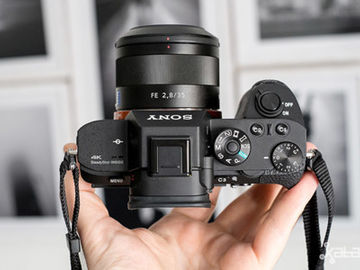 Rent: Sony Alpha a9 Mirrorless 4K + Small Rig + Metabones 5 kit