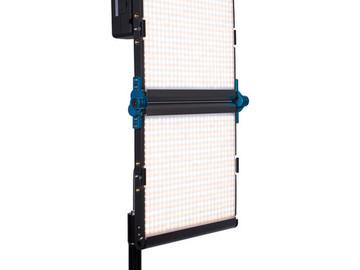Rent: Bi-Color LED Light Panel - Foldable - Dracast LED1000