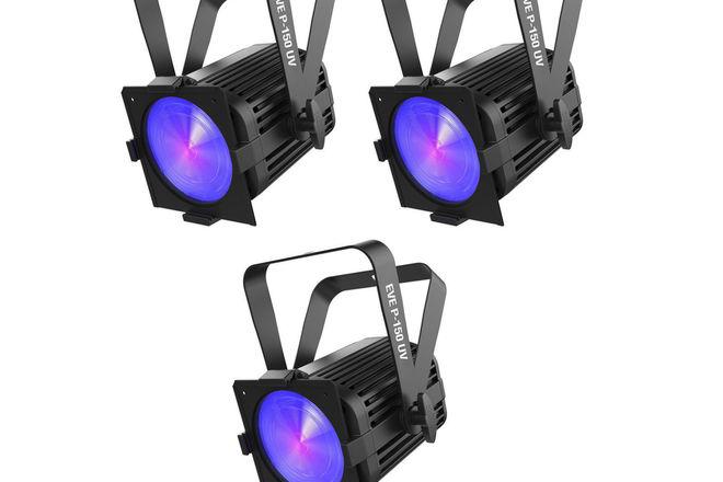 Chauvet BlackLight Fresnels UV LED