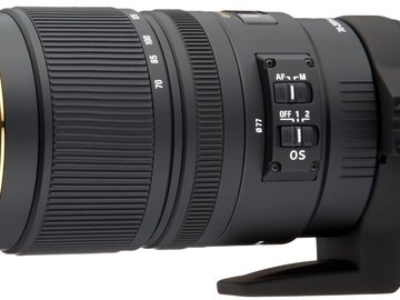 Sigma 70-200mm f/2.8 APO EX DG HSM OS FLD