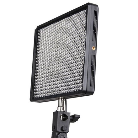 3x Aputure Amaran LED Lights: AL-528S + AL-528S + AL-H198