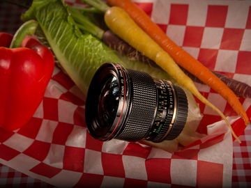 Rent: Canon FD 24mm F1.4 - EF MOUNT