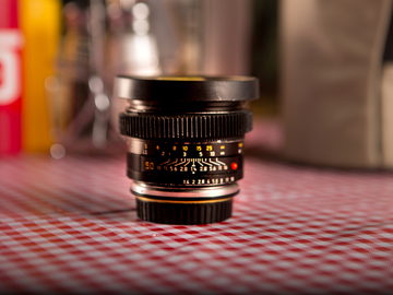 Rent: Leica R 50mm F 1.4