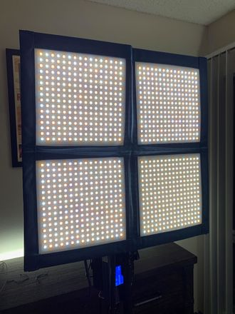 Intellytech Litecloth LC 160 - Foldable high output LED