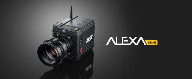 ARRI Alexa Mini 4:3 and RAW