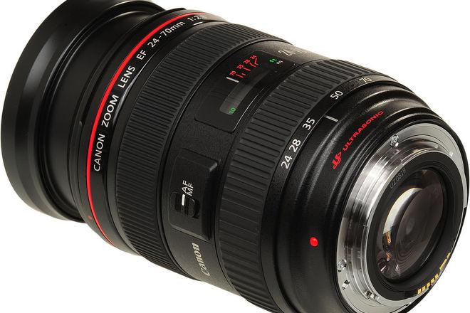 Canon L series 24-70 2.8F