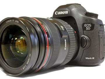 Rent:  Canon 5d Mark III w/ 3 Canon Lenses