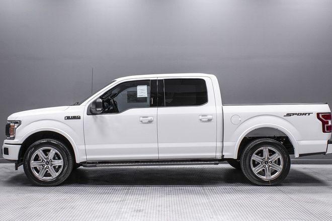 1 Ton G&E Pickup Truck