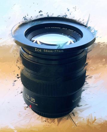 Panasonic Lumix G X Vario 12-35mm f/2.8 II POWER OIS Lens