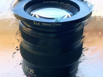 Rent: Panasonic Lumix G X Vario 12-35mm f/2.8 II POWER OIS Lens