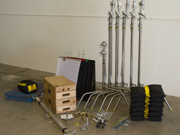 Rent: CFG 1/2 Ton Grip Package