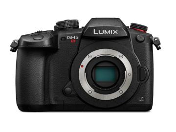 Panasonic GH5S w/ V-Log, 12-35mm Lumix Lens + Cards