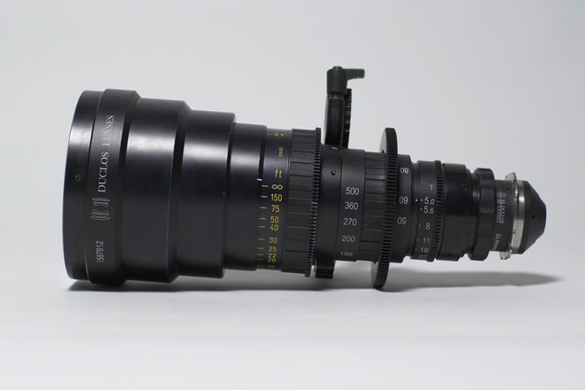 Angenieux 50-500mm HR 2x Anamorphic Zoom