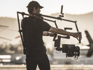 Rent: Readyrig GS with Pro Arms and Spindles