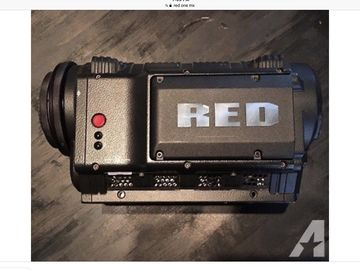 RED RED One M-X 4K