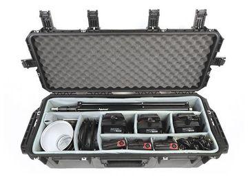 Aputure 120d Mk ii 3-light Kit