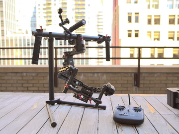 Rent: Ronin 3-Axis Brushless Gimbal Stabilizer