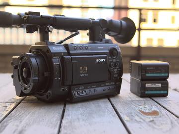 Rent: Sony PMW-F3L Super 35mm XDCAM EX Full-HD Compact Camcorder w