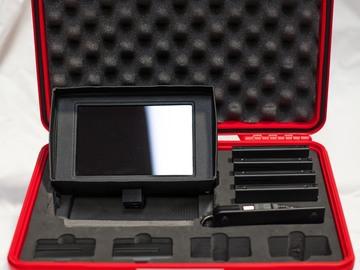 Rent: Atomos Ninja Flame - Hi-Brightnees 4k HDR Monitor/Recorder