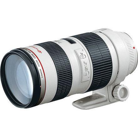 Canon L series zoom lenses EF 70-200mm f/2.8L IS USM