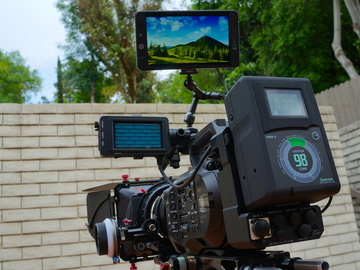 Rent: Sony FS7 4K camera package complete