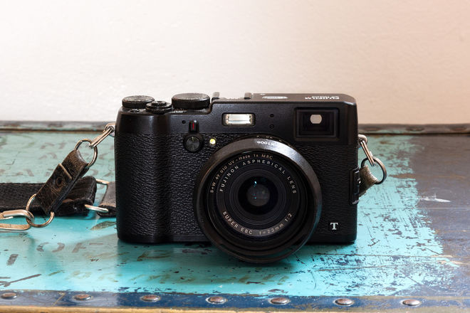 Fujifilm X100T + EXTRAS - Great daytrip camera!