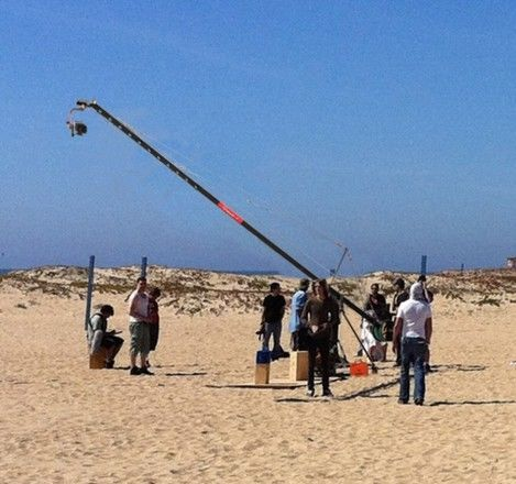 Jib up to 24'. Camera Crane+Operator