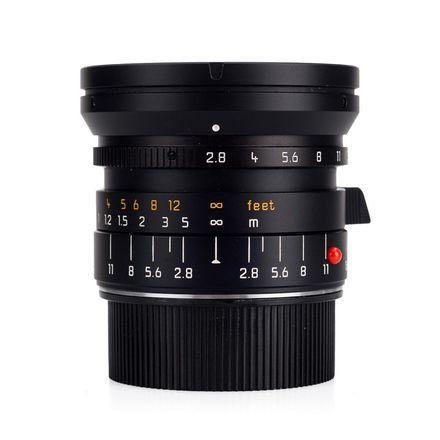 LEICA 21mm f/2.8 ELMARIT-M LENS