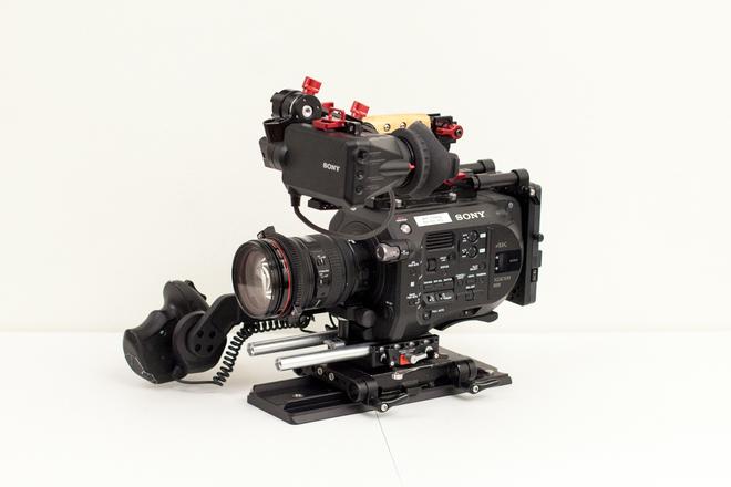 Sony FS7 ready to shoot kit w/ media, batts, metabones, lens